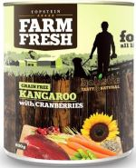 Topstein Farm Fresh Kangaroo with Cranberries 800g