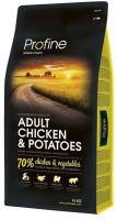 Profine NEW Dog Adult Chicken & Potatoes 15kg