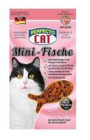 Perfecto Cat Feine Mini-Snack s Lososem 50g
