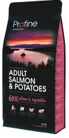 Profine NEW Dog Adult Salmon & Potatoes 15kg