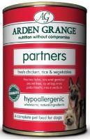 Arden Grange konzerva Partners Dog Chicken Rice 395g