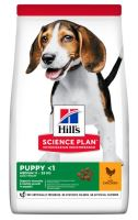 Hill's Science Plan  Puppy Medium Chicken 2,5kg