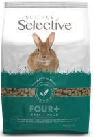 Supreme Science Selective Rabbit - králík senior 1,5kg
