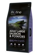 Profine NEW Dog Adult Large Salmon & Potatoes 15kg