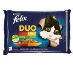 Felix Fantastic Duo masový výběr a zelenina 4x85g
