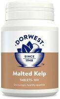 Dorwest - Mořská řasa Kelp se sladem - 100 tbl
