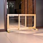 Posuvná bariéra pro štěňata a malé psy Trixie