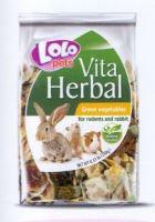 LOLOPets VITA HERBAL zeleninové plátky 150g