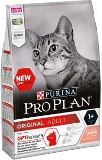 PRO PLAN CAT ADULT losos 3kg