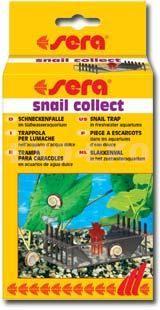 Sera snail collect.  past na šneky