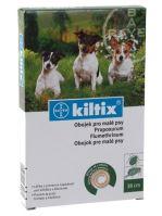 Bayer Kiltix obojek pro malé psy 38cm