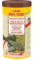 Sera Wels Chips Nature 1l