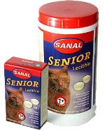 Sanal Senior Lecithin 100 tablet