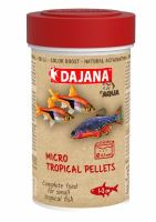 Dajana Micro Tropical Pellets 250 ml