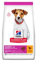 Hill's Science Plan Puppy Small&Mini Chicken 1,5kg