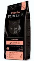 Fitmin cat For Life Salmon 8kg