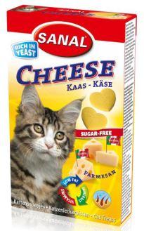 Sanal Cheese- tablety se sýrem 24g/40 tablet