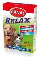 RELAX, antistresové tablety, 15ks