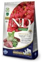 N&D Grain Free Quinoa DOG Digestion Lamb & Fennel 7kg