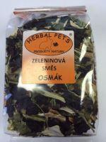 HERBAL PETS Zeleninová směs pro osmáky degu 150g