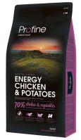 Profine NEW Dog Energy Chicken & Potatoes 15kg