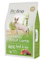 Profine NEW Cat Indoor Adult Lamb 10kg