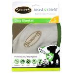 Deka SCRUFFS Insect Shield Blanket hnědá 110x72,5cm