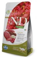 N&D Grain Free Quinoa CAT Urinary Duck & Cranberry 300g