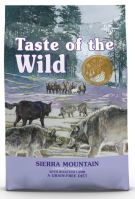 Taste of the Wild Sierra Mountain Canine 5,6kg