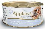 APPLAWS konzerva Cat tuňák a sýr 70g