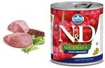 N&D DOG QUINOA Adult Weight Management Lamb & Brocolli 285g - 1 + 1 ZDARMA