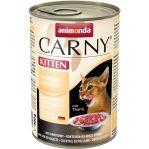 Konzerva ANIMONDA Carny kitten drůbeží směs 400g