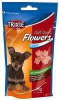 Soft Snack Flowers Light měkké kytičky 75g Trixie