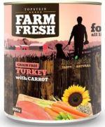 Topstein Farm Fresh Turkey with Carrot 800g