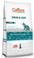 Calibra Cat Hypoallergenic Senior & Light Turkey 2kg