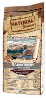 Natural Greatness Rabbit Recipe All Breed Light Fit - králík 12kg