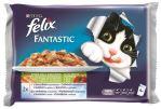 Felix cat kapsička Fantastic Multipack masový výběr se zeleninou 4x100g
