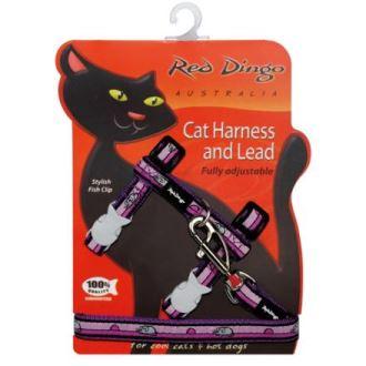 Postroj RD s vodítkem - kočka - Mouse