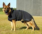 Obleček Dog Blanket Softshell 76cm KRUUSE Rehab