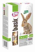 LOLO BASIC kompletní krmivo pro králíky 500g krabička