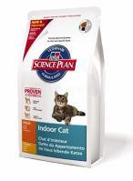 HILL'S Science Plan Feline Adult Indoor Cat Chicken 4kg