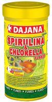 Dajana Spirulina Chlorella - vločky 250ml