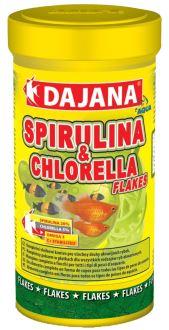 Dajana Spirulina Chlorella - vločky 100ml