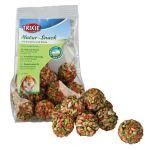 Natur Snack - kuličky s mrkví a hráškem pro hlodavce 140g