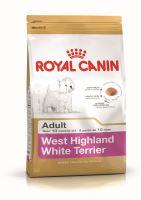Royal Canin West Highland White Terrier Adult 1,5kg - EXP 12/2018