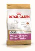 Royal Canin West Highland White Terrier Adult 3kg - EXP 01/2019