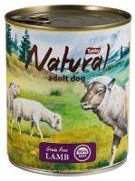 TOBBY konzerva Natural Lamb 850g