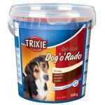 Soft Snack Dog´o´Rado - kuřecí kousky, kyblík 500g Trixie