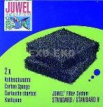 Juwel Uhlí aktivní náhradní standard 2ks