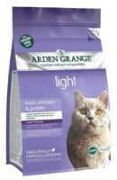 Arden Grange Cat Adult Light Chicken & Potato 2kg